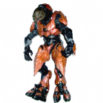 Halo 4 Series 1 Elite Zealot McFarlane Action Figure loose